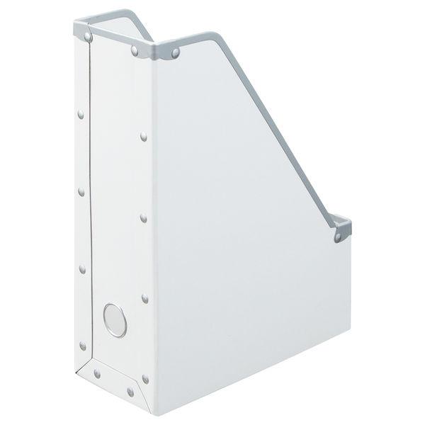 パルプボードボックスファイル A4縦6個