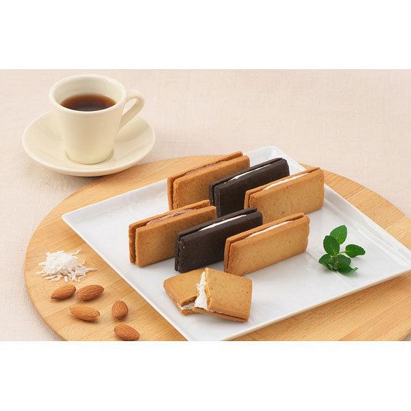 中山製菓 サンドクッキー15個 1箱