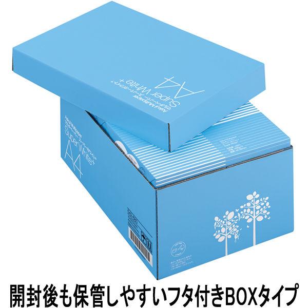 スーパーホワイト+ A4 1箱