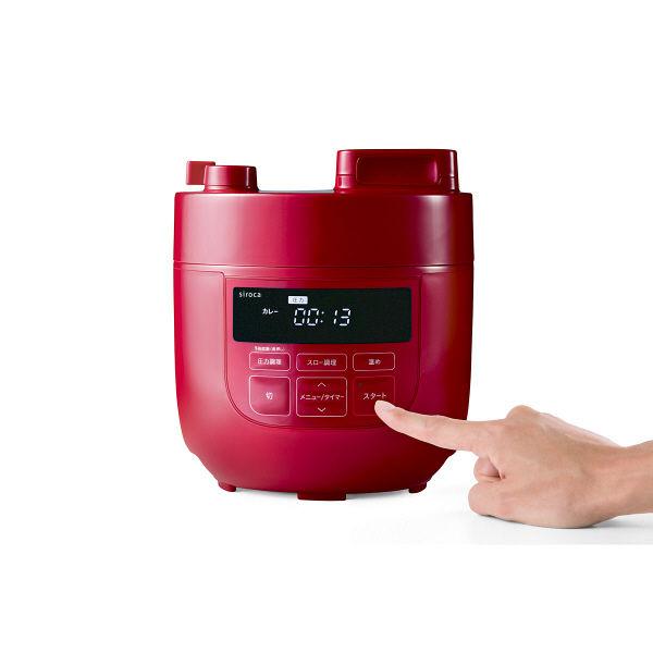 siroca 電気圧力鍋 SP-D131