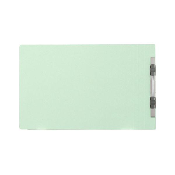 フラットファイル B5横 ブルー100冊