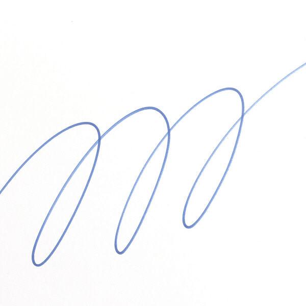 ホワイトボードマーカー 細字丸芯 青