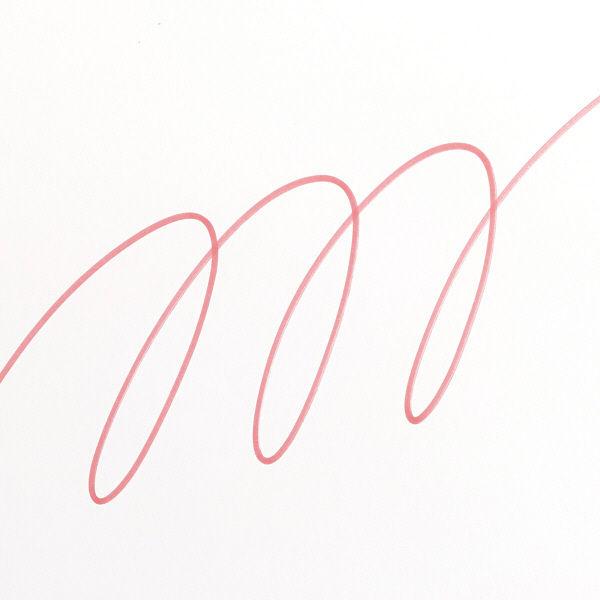 三菱鉛筆(uni) ホワイトボードマーカー お知らセンサーカートリッジ 中字丸芯 赤 PWBR1004M 10本