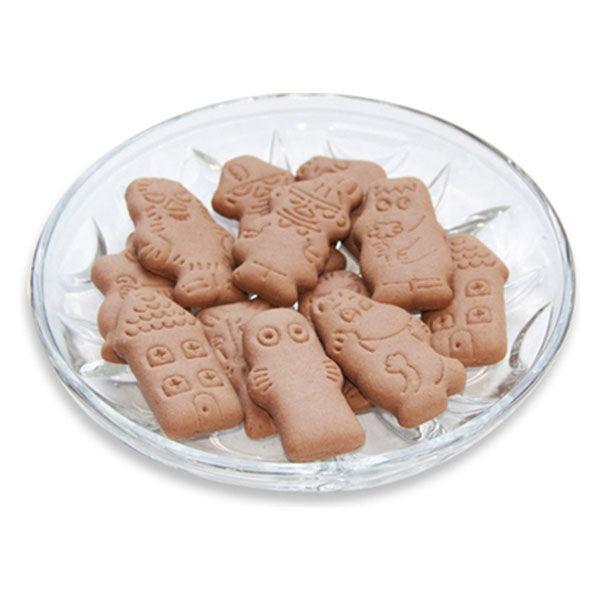 ムーミン袋ビスケットココア 75g 3袋