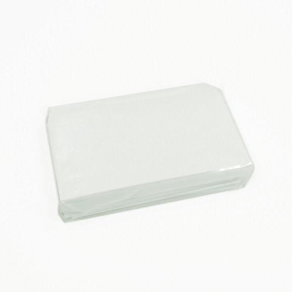 ハート 透けない封筒 ケント紙 テープ付 洋長3 XEP622 500枚(100枚×5袋)