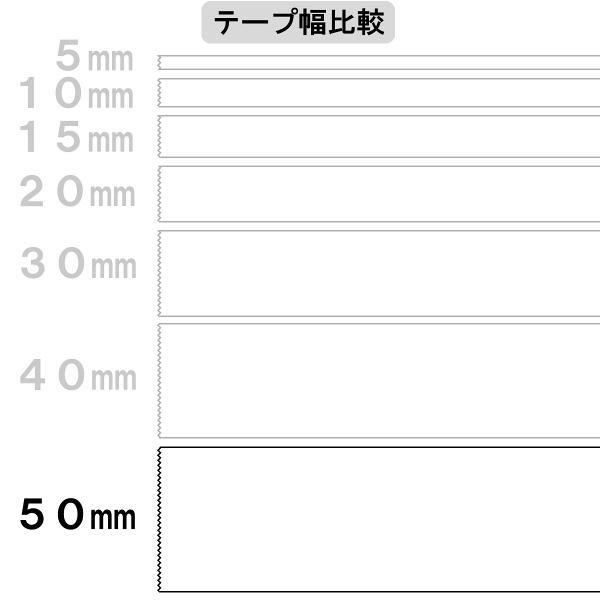 両面テープ カッター付 50mm×20m