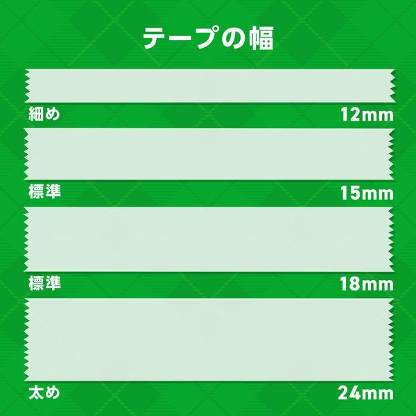 スリーエム スコッチ(R)メンディングテープ 18mm×30m小巻 810-1-18 1セット(2巻入)