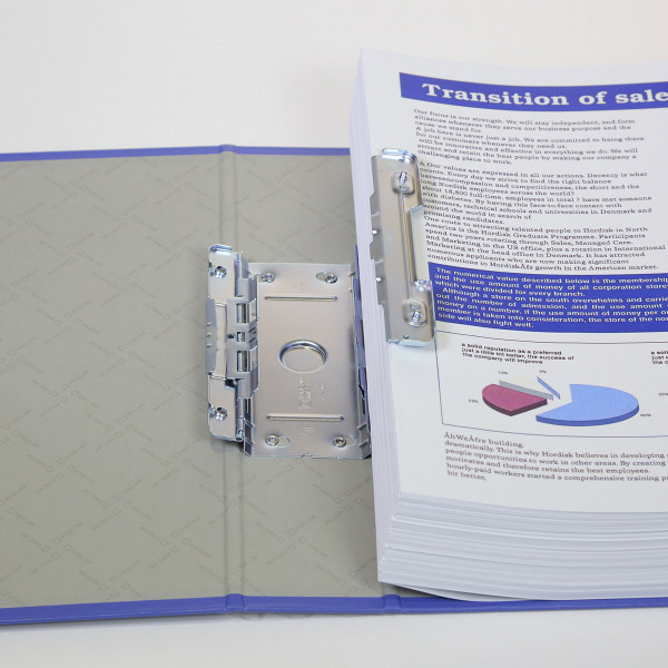 キングジム スーパードッチGXシリーズ A4タテ とじ厚30mm 10冊 黒 キングジム 両開きパイプファイル 1473GXクロ