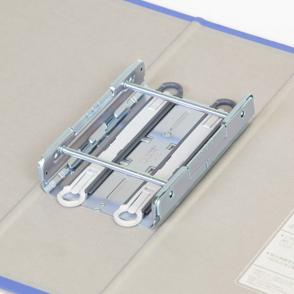 パイプ式ファイル A4縦 とじ厚80mm