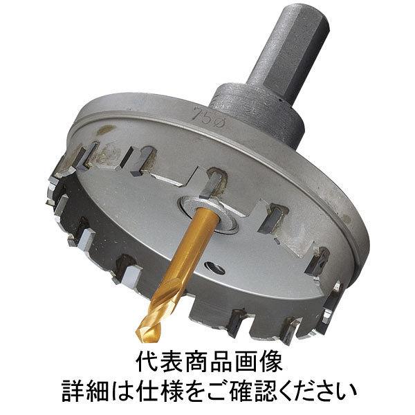 ロブテックス(LOBTEX) エビ 超硬ホルソー(薄板用) HO85S HO-85S 1本 372-2058 (直送品)