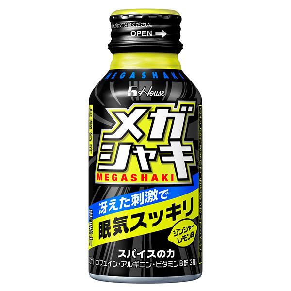 メガシャキ 100ml 1パック 6缶入