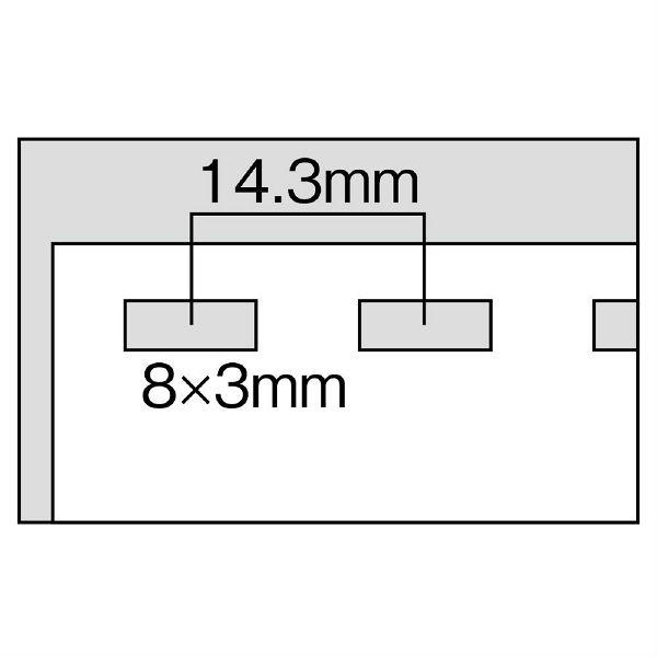 カール事務器 コームグリッサー用 製本カバー クリア