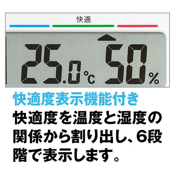 セイコー 快適度表示付電波時計