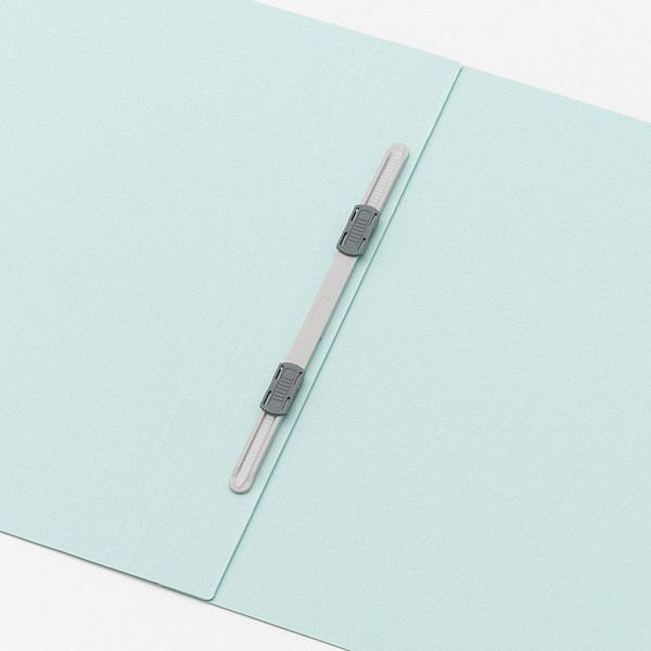 背幅のスリムなフラットファイル A4S