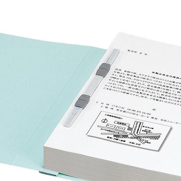 コクヨ フラットファイルX スーパーワイド A4タテ 黄 フ-X10Y 1セット(50冊:10冊入×5箱)