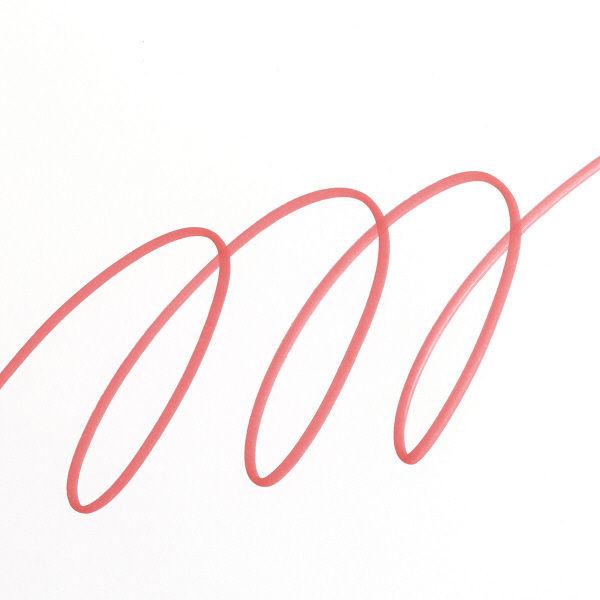 三菱鉛筆(uni) ホワイトボードマーカー 太字丸芯 赤 PWB7M 5本