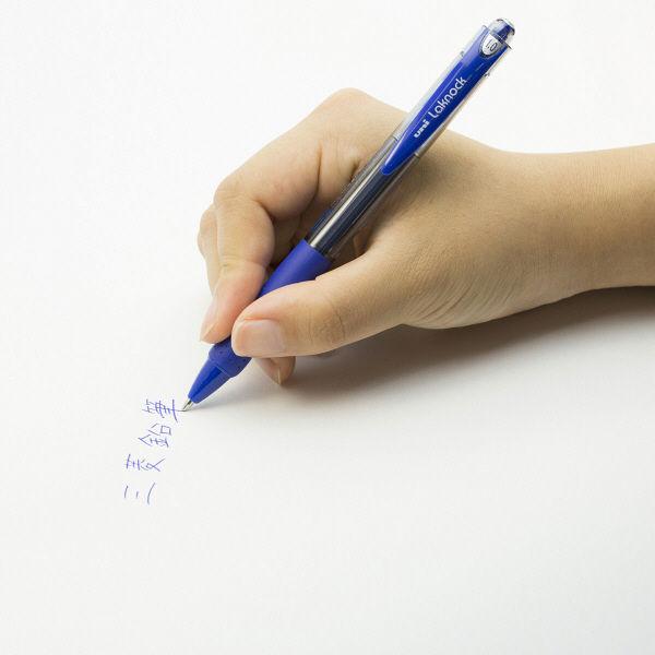 三菱鉛筆(uni) VERY楽ノック SN-100 1.0mm 青