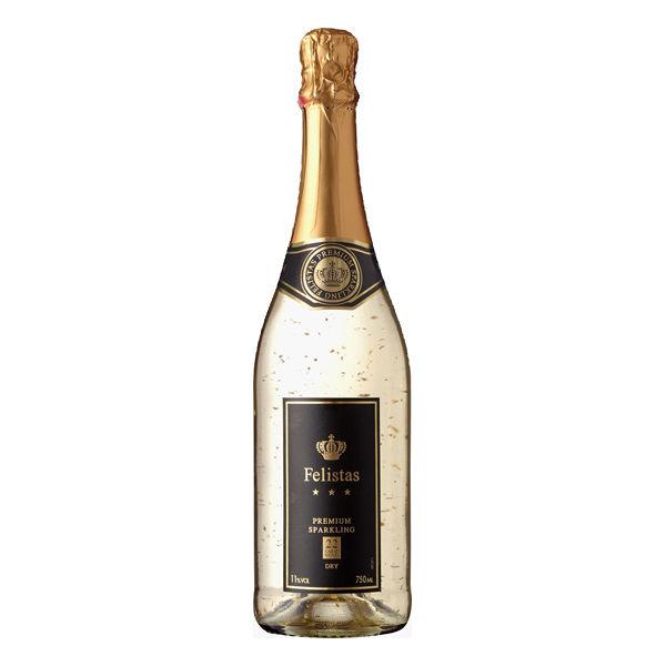 フェリスタス 金箔入スパークリングワイン