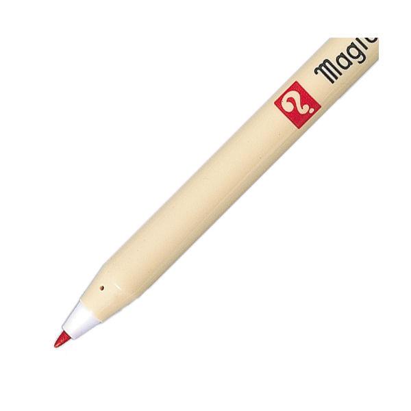 寺西化学工業 マジックラッションペン No.300 赤 M300-T2 1箱(10本入)