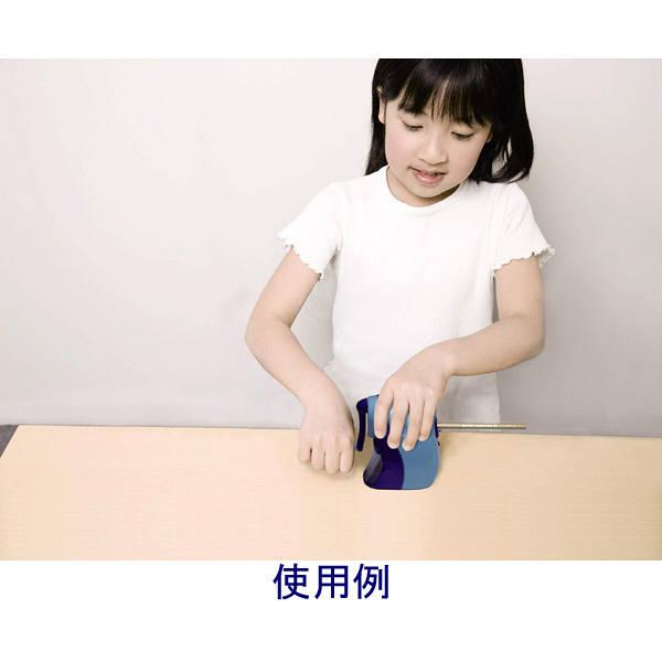 手動鉛筆削り かるハーフ ピンク