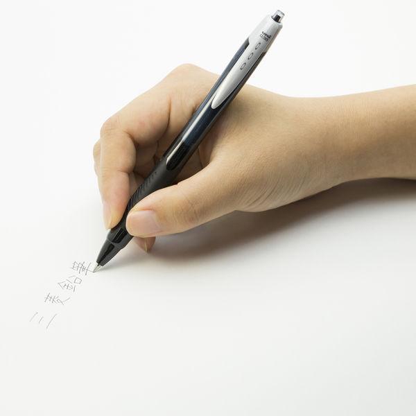 ジェットストリームボールペン黒 0.38