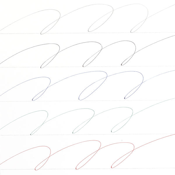 ジェットストリーム4色+シャープ 0.5