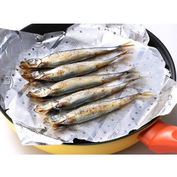 魚焼きホイル 25cm×6m 1本