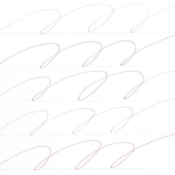 ジェットストリーム4色+シャープ 3本