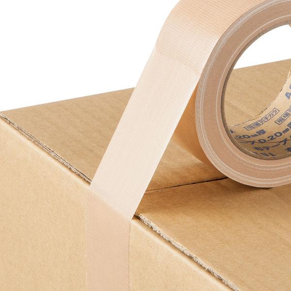 現場のチカラ布テープ0.20mm厚 1巻