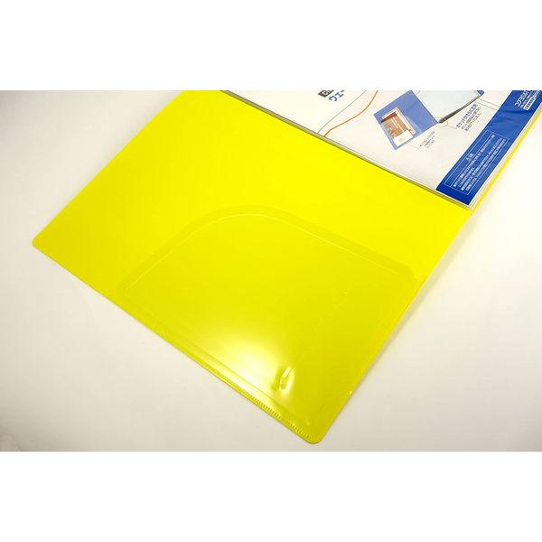 クリヤーブック A4縦20P 黄 10冊