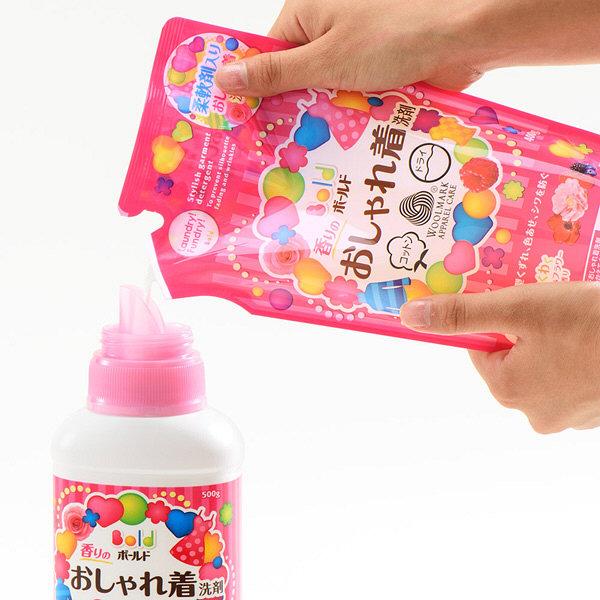 ボールド香りのおしゃれ着洗剤 詰替用