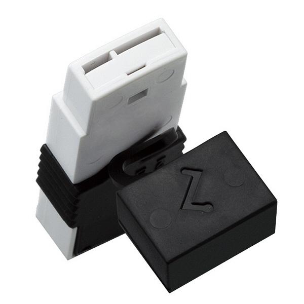 コクヨ 防災用救助笛〈防災の達人〉(ツインウェーブ) DRK-WS1W 1箱(20個入:1個×20)