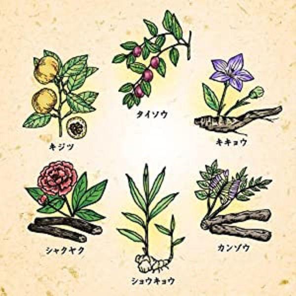 生葉漢方錠 84錠