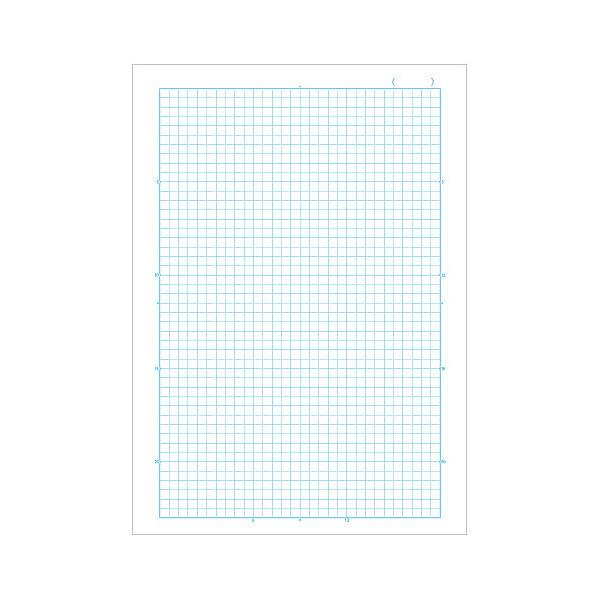 日本ノート カレッジ ほうがんノートゾウ B5 5mm方眼 Lt01nb 1冊