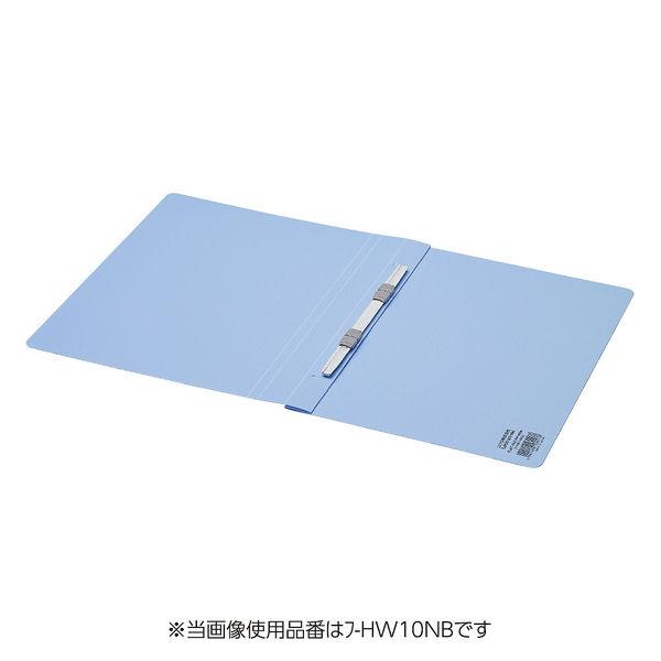 コクヨ フラットファイルPP製 A4タテワイド 背幅30mm 緑 フ-HW10NG 10冊
