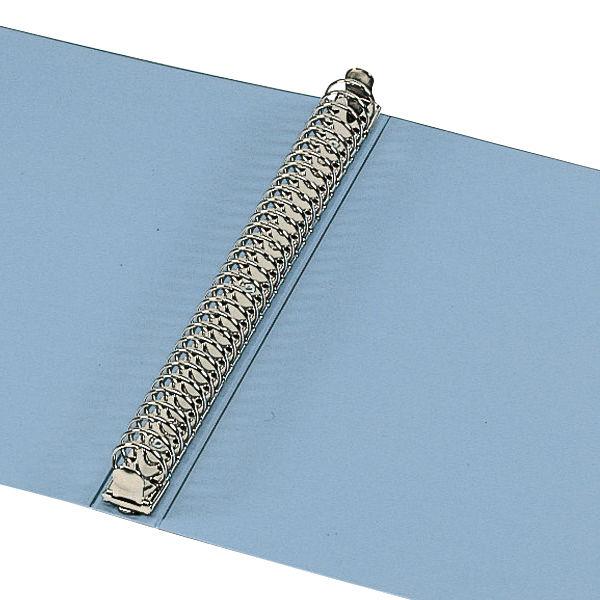 コクヨ リングファイルPP A4タテ 170枚収納 内径23mm フ-F470B 1箱(10冊入)