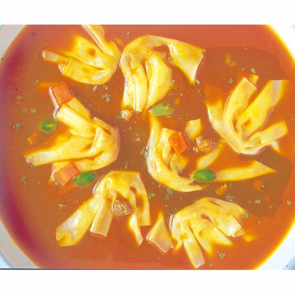 スープカレーワンタン