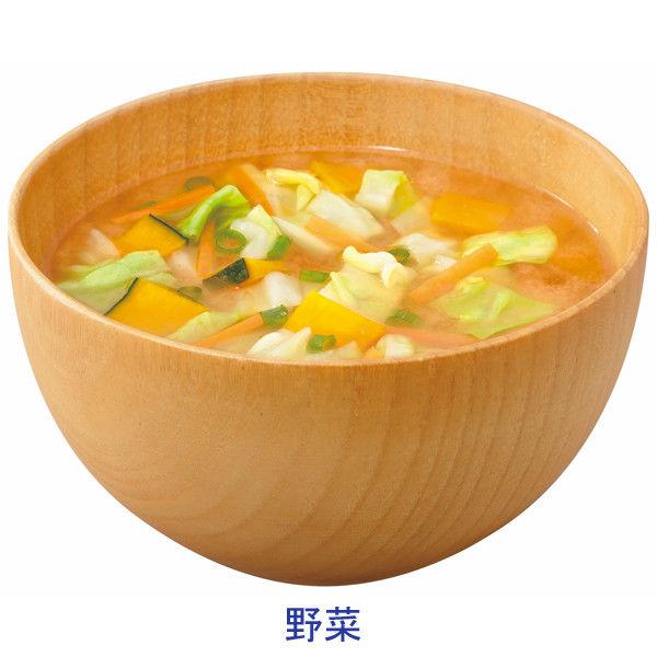 タニタ食堂監修のみそ汁野菜ときのこ6食