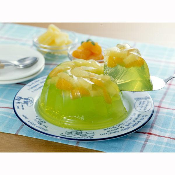 【かんてんぱぱ】ゼリー80℃ 青りんご味