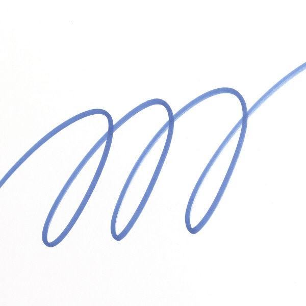 三菱鉛筆(uni) ホワイトボードマーカー 太字丸芯 青 PWB7M 10本