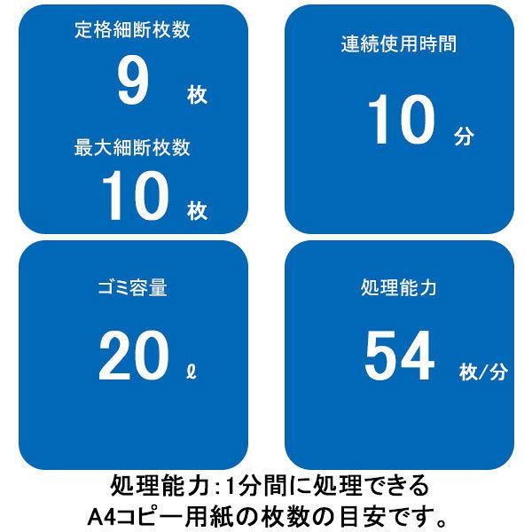 アコ・ブランズ・ジャパン マイクロカットシュレッダ GSHM05M
