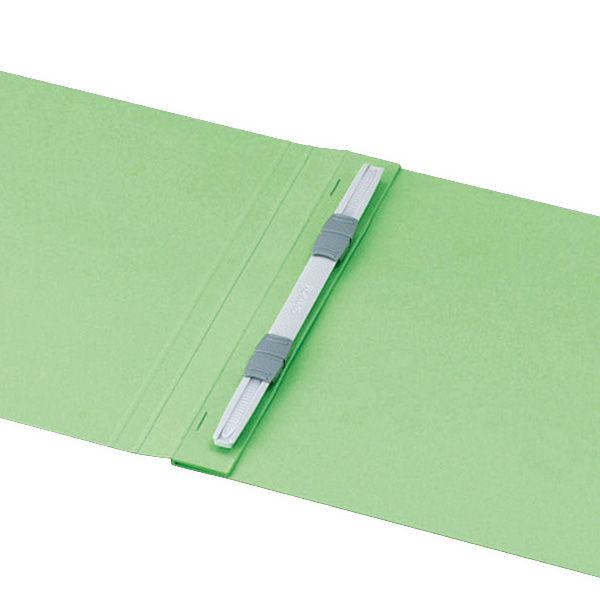 コクヨ フラットファイルV A4ヨコ 緑 フ-V15G 10冊