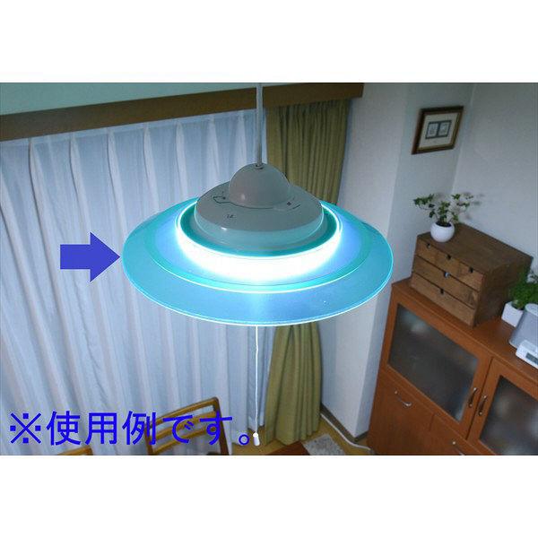 【6畳用】LEDペンダント グリーン