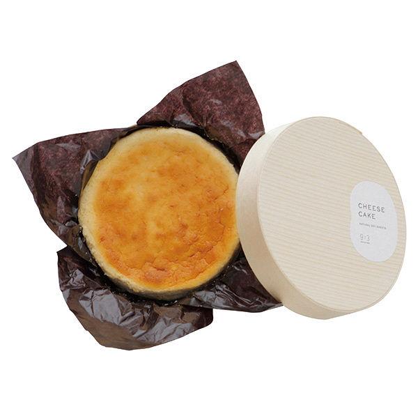 913チーズケーキ&ラズベリーソース