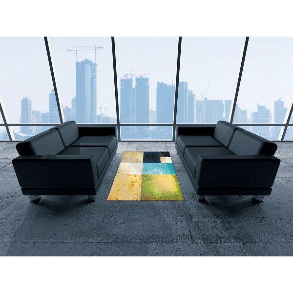 オフィス向けデザインマット デイドリーム 120 x 160 cm AX00146 クリーンテックス・ジャパン (直送品)