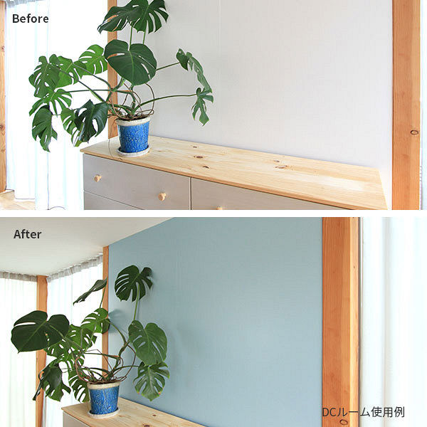 カラーワークス 室内壁用ペイント DCペイント ルーム ガロン 0581 3.8L (直送品)