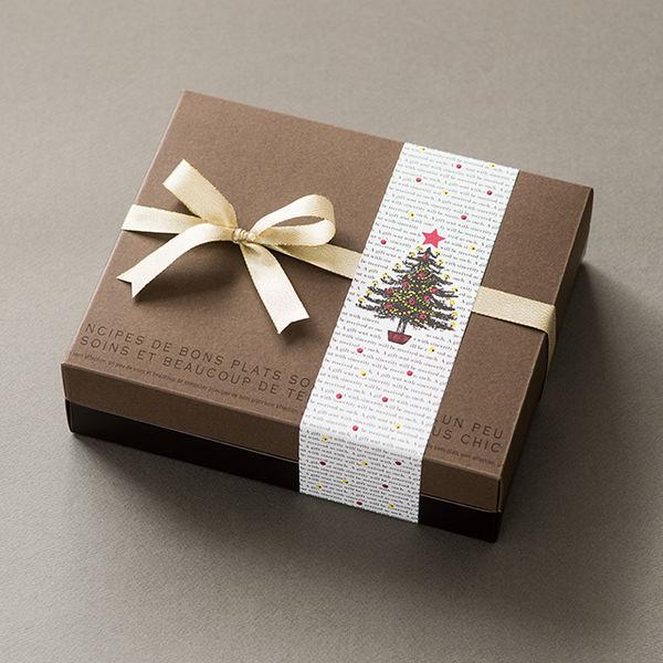 ヘッズ 掛ケ紙/クリスマスアンティークサンタ-1 KG-XAQ1 1セット(250枚:50枚×5パック)(直送品)