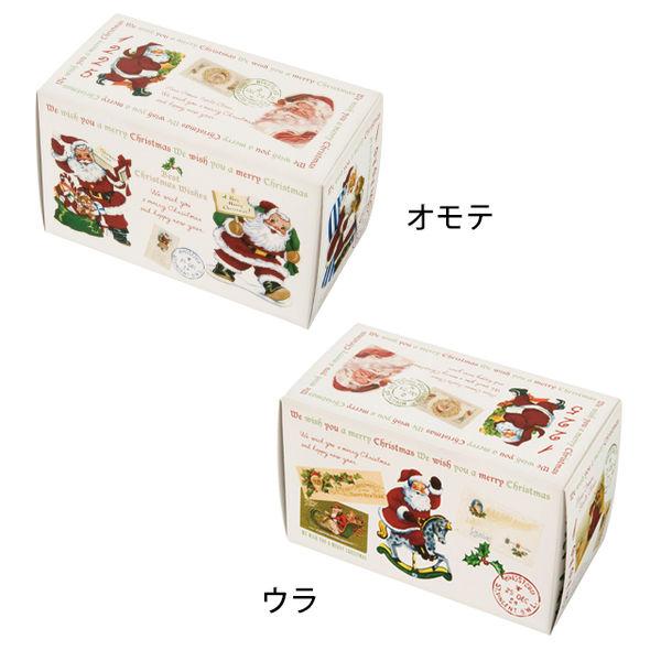 ヘッズ クリスマスアンティークサンタロールBOX-M XAQ-RGM 1ケース(20枚×10パック:200枚)(直送品)