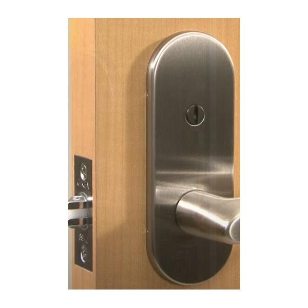 川口技研 NK座取替用ラッチセット 内締錠 8ST-3UKT13-N (直送品)
