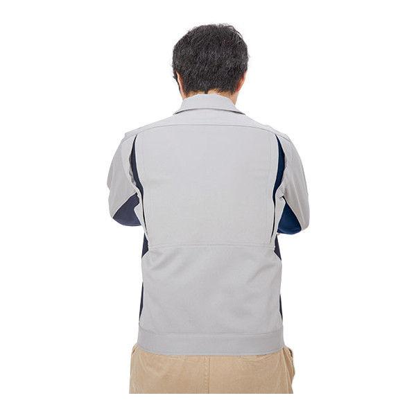 明石スクールユニフォームカンパニー 男女兼用ブルゾン ブラック S UN5103-0-S (直送品)